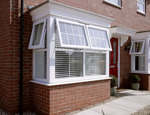 Showcasing the latest in uPVC doors and windows